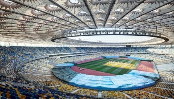 Пустой НСК Олимпийский, фото: GOOGLE.COM