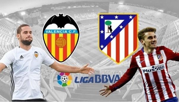 Прогноз на матч Валенсия - Атлетико (20.08.2018)