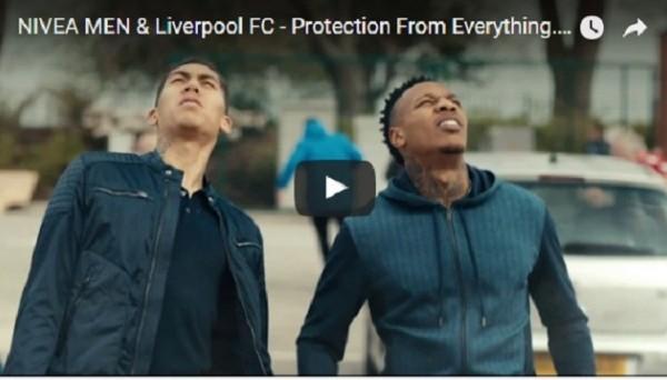 Игрока Ливерпуля раздавил монстр в новой рекламе