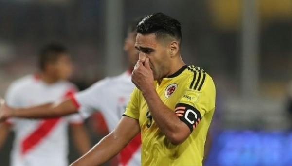 Фалькао обвиняют в организации договорняка в матче Перу – Колумбия, который оставил Чили за бортом ЧМ-2018