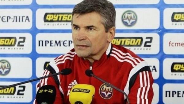 Анатолий Чанцев, фото: dynamo.kiev.ua