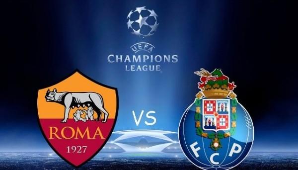Прогноз на матч Рома - Порту.