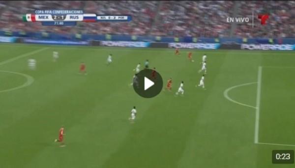 Сборная России проиграла Мексике 1:2 и покинула Кубок конфедераций
