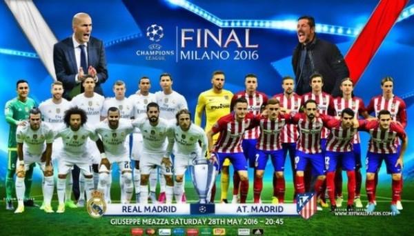 Реал Мадрид – Атлетико.