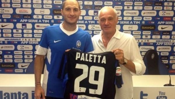 Габриэль Палетта, фото: fc Atalanta