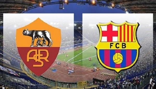 Прогноз на матч Рома - Барселона (10.04.2018)