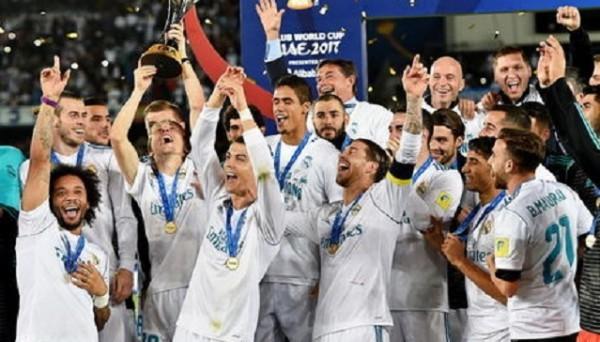 «Реал» выиграл клубный чемпионат мира. ВИДЕО