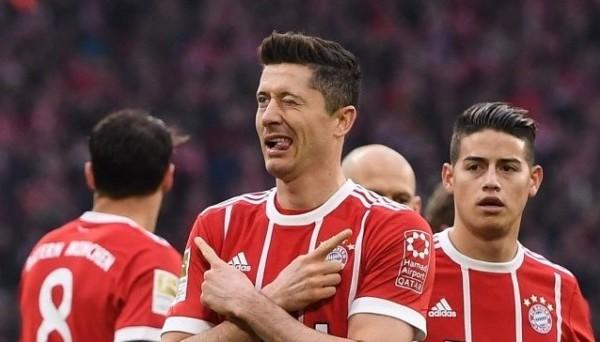 Прогноз на матч Бавария - Севилья (11.04.2018)
