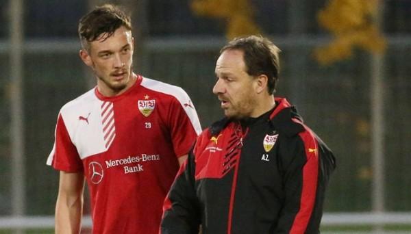 Борис Тащи (слева)