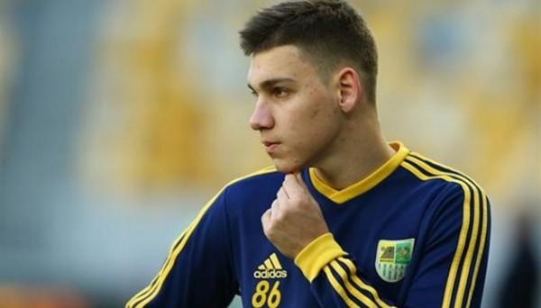 Владимир Барилко, фото: football.ua