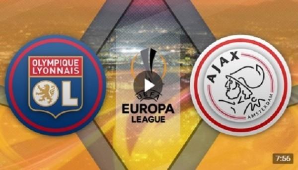 Аякс – второй финалист Лиги Европы