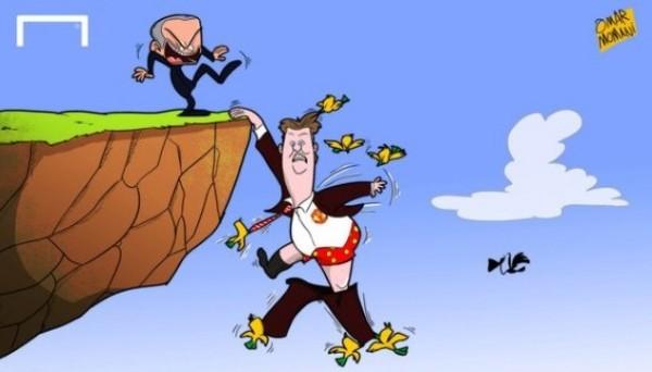 William Hill принимает ставки на отставку Луи ван Гала