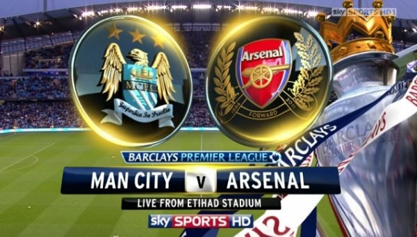 Прогноз матча Манчестер Сити - Арсенал (18.12.2016)