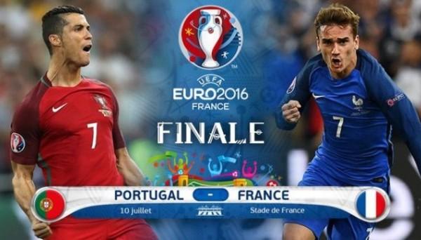 Португалия – Франция.