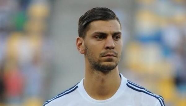 Александар Драгович, фото: dynamo.kiev.ua