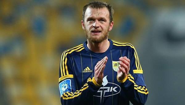 Алексей Довгий, фото: dynamo.kiev.ua