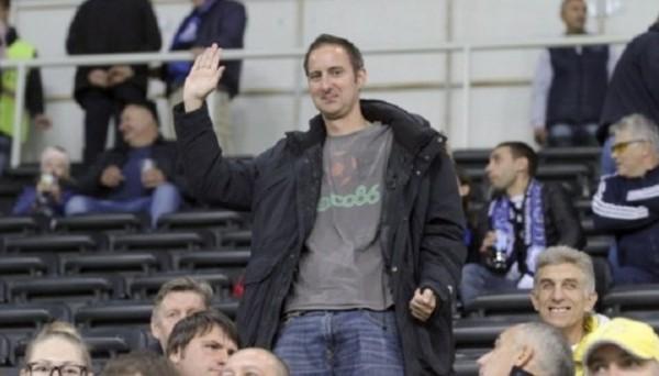 Английский фанат побывал на матче Черноморец – Динамо, чтобы установить рекорд, посетив за сезон 55 европейских чемпионатов