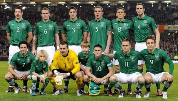Гибралтар - Ирландия, отбор к ЧЕ-2016