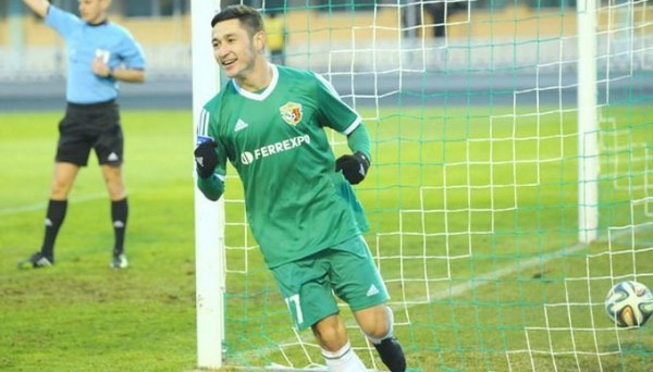 Санжар Турсунов, фото сайта УПЛ
