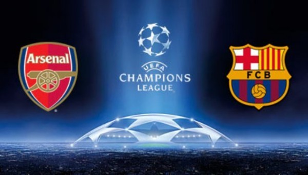 Арсенал – Барселона.