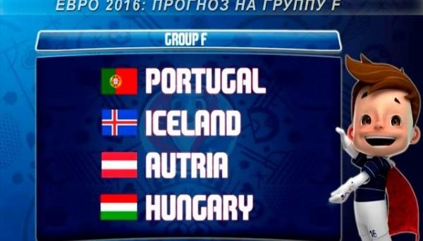 Прогнозы на Евро-2016. Группа F