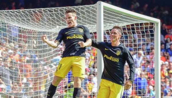 «Атлетико» устроит распродажу игроков