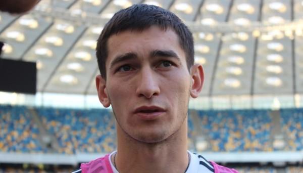 Тарас Степаненко, фото: dynamo.kiev.ua