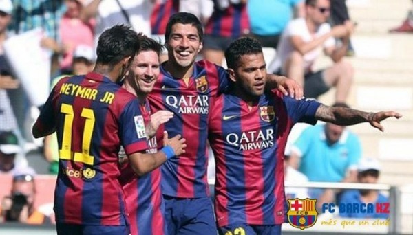 Прогноз на матч Барселона – Лас-Пальмас