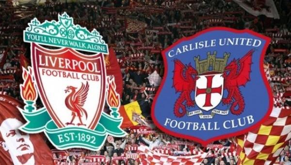 Ливерпуль – Карлайл Юнайтед.