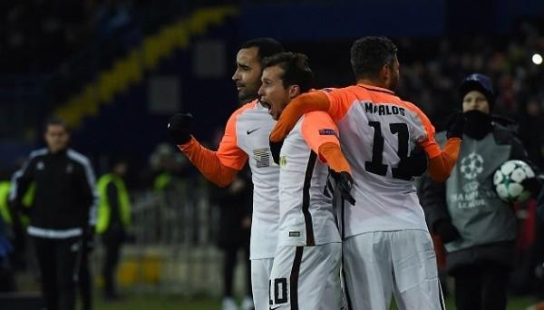 Вплей-офф Лиги Европы сыграют 4 русских клуба