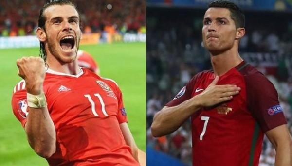 Португалия – Уэльс.