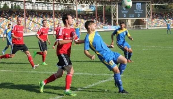 ставки на матч Горняк-Спорт Тернополь