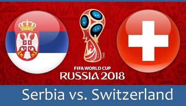 Сербия – Швейцария.