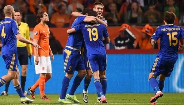 Казахстан – Нидерланды.