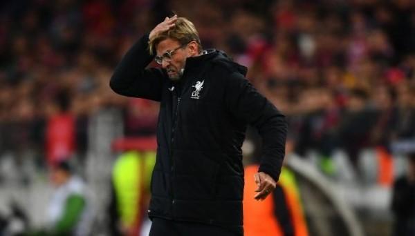 Неудачи Ливерпуля не позволили фанату выиграть почти 20 тысяч фунтов на ставках