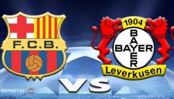 Барселона – Байер.
