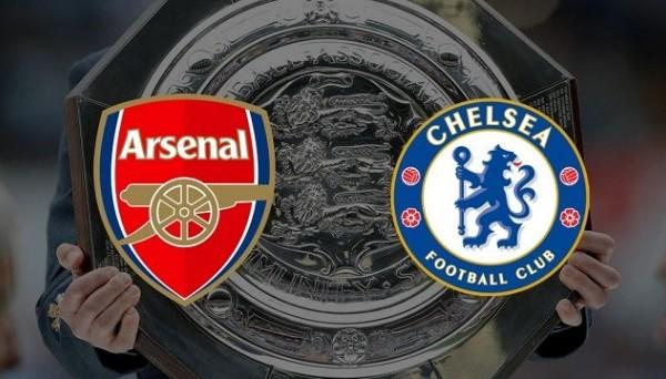 Прогноз на матч Арсенал - Челси (6.08.2017)