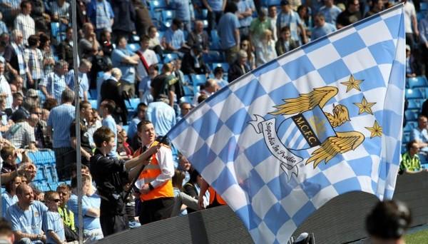 Болельщики Манчестер Сити