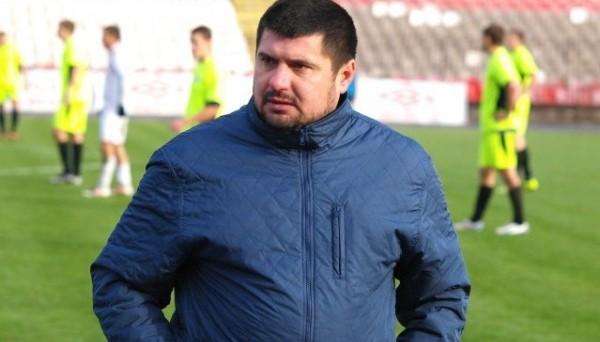 Владимир Мазяр, фото: fcgornyak.dp.ua