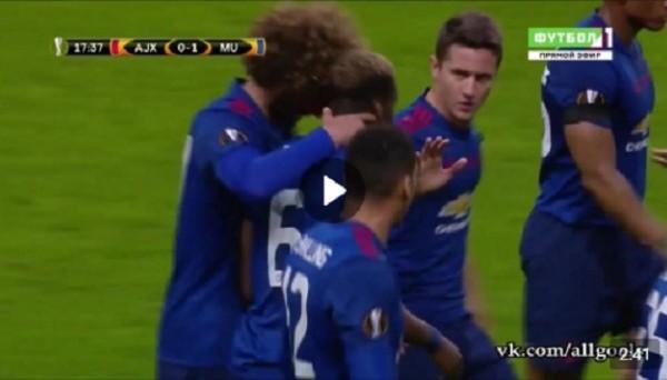 Манчестер Юнайтед - победитель Лиги Европы