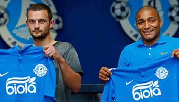 мечак и Пико, фото: fcdnipro.ua
