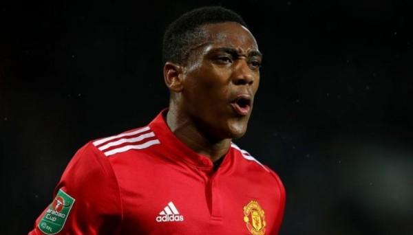'Манчестер Юнайтед' повесил ценник на Мартиаля