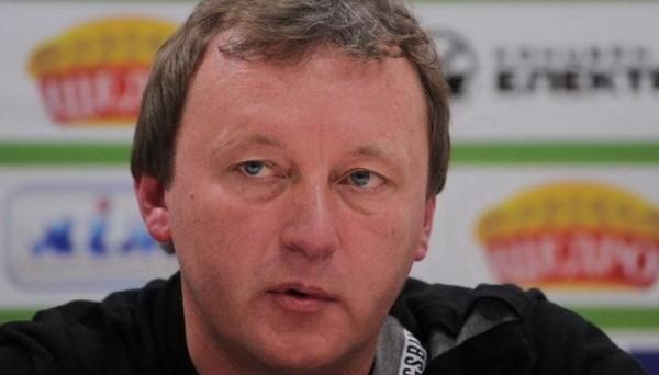 Владимир Шаран, фото: dynamo.kiev.ua