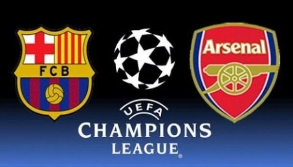 Барселона – Арсенал.