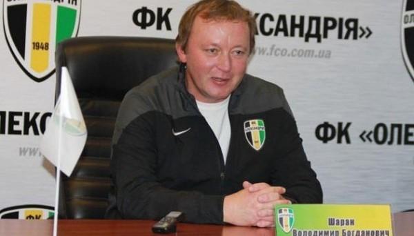 Владимир Шаран, фото: football.ua