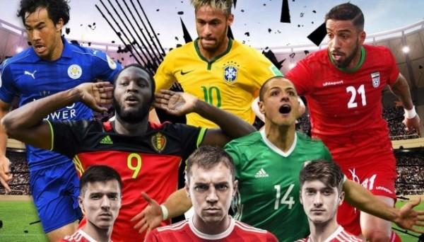 ЧМ-2018: команды, которые вышли на Чемпионат мира