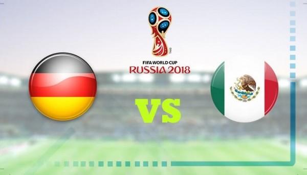 Германия - Мексика.