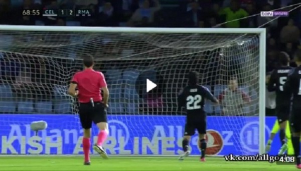 Реал разгромил Сельту