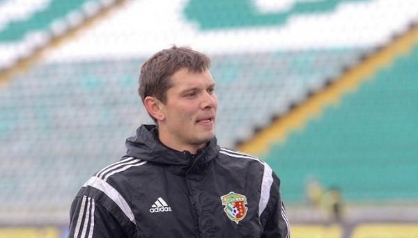 Станислав Богуш - вратарь полтавской Ворсклы, фото natemu.info/