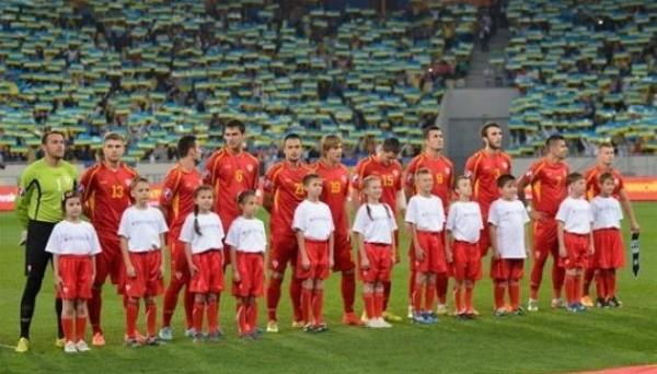 Сборная Македонии